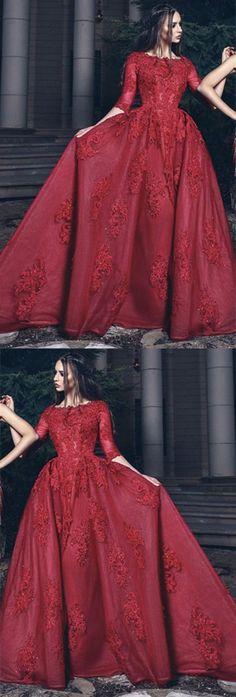 modest prom dresses,modest evening dresses,elegant prom dress M4110