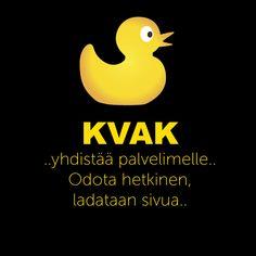 Valmennuskeskus KVAK, somepäivitys. Visuaalinen toteutus vapaaehtoistyönä ammattitaidon ylläpitämiseksi. Natasha Varis, 2015. – http://www.kvak.fi/