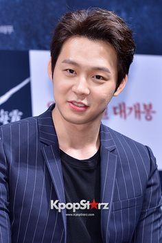 JYJ's Yoochun Attends a Press Conference of Upcoming Film 'Sea Fog' - Jul 1, 2014 [PHOTOS] http://www.kpopstarz.com/tags/jyj