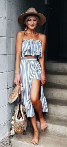 Trendy Summer Outfits For Girls 45