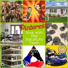 SoCal Pinterest Fun - our favorites pins this week!