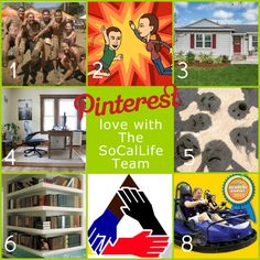 SoCal Pinterest Fun - our favorites pins this week!