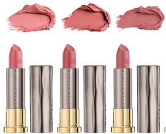The nude/pink lip idea. Not attached to the brand but the colours are lovely for the look.