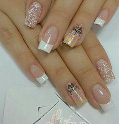 Nail Designs, Nail Art, Nails, Color, Pretty Nails, Gorgeous Nails, Gel Nail, Polish Nails, Decorated Bottles