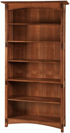 Each and every hardwood Capistrano Mission Bookcase is handmade in the heart of Amish county using time-tested mortise and tenon joinery for superior durability. Craftsman Furniture, Amish Furniture, Upcycled Furniture, Wooden Furniture, Furniture Design, Mortise And Tenon, Diy Home Improvement, Wood Construction, Joinery