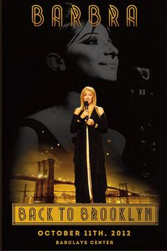 Barbara Streisand @ Barclay's Center