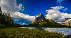 Adventure Travel Photo of the Day - Swiftcurrent Lake, Glacier National Park