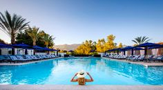 Ojai Valley Inn is a premier Southern California luxury resort. This hotel in Ojai, CA also features an award winning on-site spa and golf course. Resort Spa, Ojai Valley Inn And Spa, Ojai California, Best Weekend Getaways, Bachelorette Weekend, Hotels And Resorts, Luxury Resorts, Santa Barbara