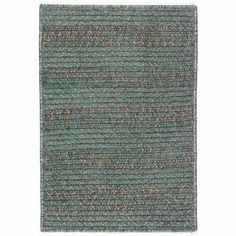 Colonial Mills EL61 Elegance Dark Green Rug Rug Size: Square 4' by Colonial Mills. $189.00. EL61R048X048S Rug Size: Square 4' Features: -Technique: Cablelock and flat braid.-Material: 100pct polypropylene.-Origin: Turkey.-Suitable for anywhere inside or outside of the house.-Indoor / Outdoor.-Stain resistant.-Reversible. Construction: -Construction: Machine made. Dimensions: -Pile height: 0.25''. Collection: -Collection: Courtyard.