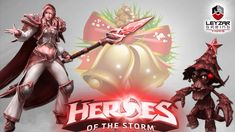 It's beginning to look a lot like Christmas Parody - Heroes of the Storm...
