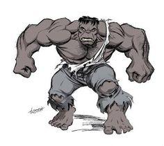 Gray Hulk