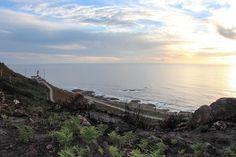 Cabo Silleiro: ruinas militares y puestas de sol | Dianamiaus