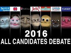 2016 All Candidates Debate - Neatorama