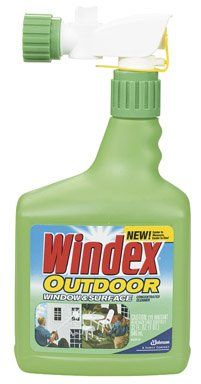 Johnson S C Inc 10122 Windex Outdoor Multi-Surface Deep Cleaning Lists, Spring Cleaning List, Window Cleaning Tips, Cleaning Quotes, Homemade Cleaning Products, Cleaning Recipes, Cleaning Hacks, Clean Outdoor Windows, Clean Shower Grout