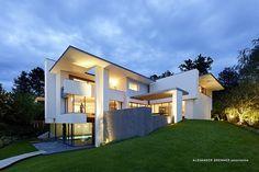 haus su, stuttgart by Alexander Brenner architects