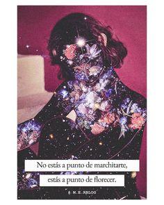 """50 Me gusta, 3 comentarios - Maira Elena Rosas (@m.e.rblog) en Instagram: """"Porque en ese cambio que estás haciendo debes saber que tiene que haber un antes y un después.…"""" Movies, Movie Posters, Instagram, Art, Roses, Dots, Art Background, Films, Film Poster"""