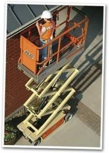 ‪#‎BlogPost‬ New Online Simulator Helps Avoid Common Aerial Lift Mistakes Workers using aerial lifts face unique dangers: Not only do they often work at elevated heights, but there's also the risk of pinching injuries from the mechanical features of forklifts fitted with lift platforms, scissors lifts, cherry pickers, bucket trucks, aerial ladders, and other common industrial lift equipment.