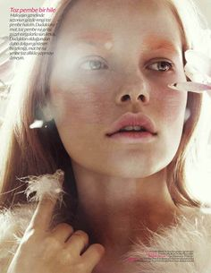 Bekah Jenkins by Jamie Nelson for <em>Vogue Turkey</em> June 2011