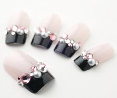 Creative Nail Designs for Girls   http://pinterest.com/youngcraze/