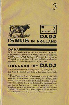 Dada Periodicals - Merz - Kurt Schwitters keywords: dada art graphic design typography magazine editorial invitation