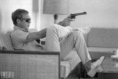 Steve McQueen.