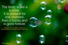 Teachings of Lord #Kapila, Chapter 17.