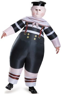 Tweedle Dum/Tweedle Dee Inflatable Adult Costume -  PureCostumes.com  Alice in Wonderland