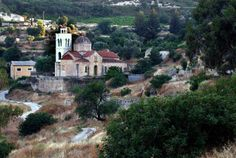Church in a Ghost Town Ghost Towns, Cyprus, Galleries, Mansions, House Styles, Photography, Photograph, Manor Houses, Villas
