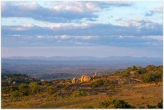 Matobo Hills in Zimbabwe