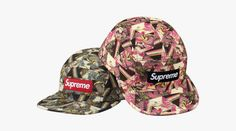Rep Pink Floyd With Supreme's New Hat Drop