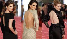 vestidos goya escotes espalda Salma Hayek, Night Style, Fashion Night, Sequin Skirt, Sequins, Skirts, Dresses, Blanca Suarez, Stylish Dresses