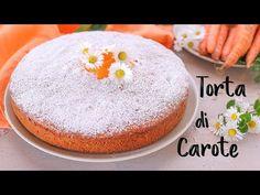La torta di carote è un dolce soffice e delicato perfetto da servire a colazione o come merenda accompagnato da... Walnut Kernels, Acacia Honey, Star Chef, Clean Eating Snacks, Cake Pops, Food Videos, Cupcake Cakes, Deserts, Food And Drink