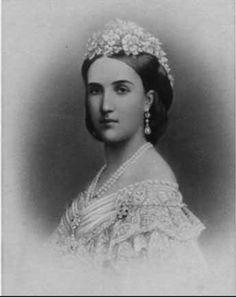 Carlota Amalia, emperatriz de México de 1864 a 1867