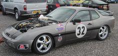 1987 Porsche 944 S2  (C)