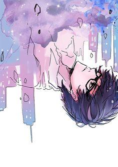 无题 │ Ana_bi (Pixiv Id 3925239) Character: Nine Anime: Zankyou no Terror ※ Authorized reprint