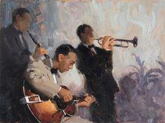 Fascinating Rhythm by Eric Bowman