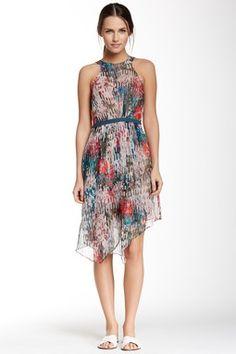 Liv Silk Dress