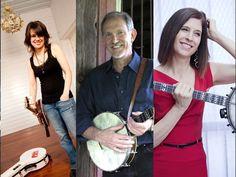 City Winery Cynthia Sayer's 1st NYC Banjo Bash (+ Brunch) feat. Kristin Scott Benson, Bruce Molsky & Cynthia Sayer (Concert, Workshops & Other Banjo Things!) [GENERAL ADMISSION] - 10/11