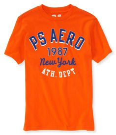 Kids' PS 1987 NY Graphic T - PS From Aeropostale