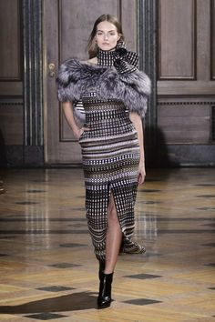 Sophie Theallet Fall/Winter 2016 RTW Collection