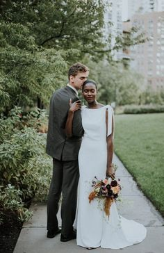 47 Urban Wedding Photos That Will Convince You to Tie the Knot in the CityYou can find Interracial wedding and more on. Country Wedding Dresses, Princess Wedding Dresses, Modest Wedding Dresses, Wedding Dresses Plus Size, Poses Photo, Photo Tips, Interracial Wedding, Interracial Couples, Muslim Couples