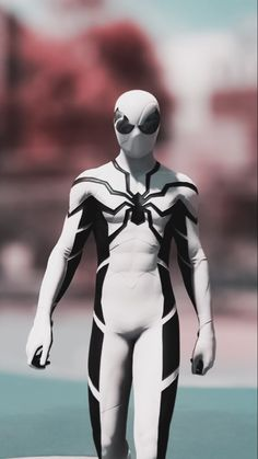 Future Foundation (Fantastic Four) suit Spiderman Suits, Spiderman Spider, Amazing Spiderman, Marvel Dc, Marvel Comic Universe, Marvel Heroes, Best Marvel Characters, Superhero Characters, Avengers Wallpaper