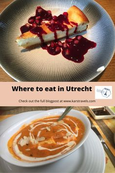 Utrecht is my hometown and in this list I have highlighted the best places to eat in Utrecht. There are many and there's lots of choice. Best Places To Eat, Future Travel, Restaurant Recipes, Foodie Travel, Travel Inspiration, Travel Tips, Travel Advice, Restaurant Copycat Recipes, Travel Hacks