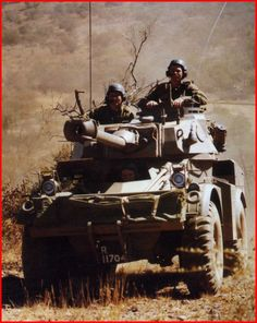 SADF.info Eland Armoured (Noddy) car Army Vehicles, Armored Vehicles, South African Air Force, World Conflicts, Army Day, Armored Fighting Vehicle, War Photography, Military Photos, War Machine