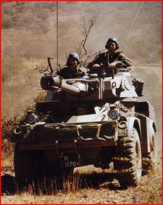 SADF.info Eland Armoured (Noddy) car