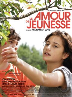 Goodbye First Love (aka Un amour de jeunesse) Movie Poster / Affiche ( of Love Movie Trailer, One Love Movie, See Movie, Movie List, Movie Trailers, Movie Tv, Beau Film, French Movies, Old And Teen