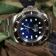 DeepSea dblue from @flwatchcollector