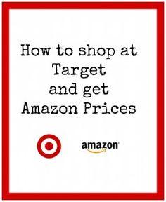 target price matching