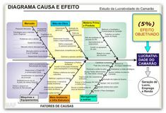 Diagrama de Causa e Efeito (Ishikawa) na prática | Edson Miranda da Silva | LinkedIn