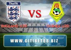 Prediksi England U20 vs Guinea U20 23 Mei 2017